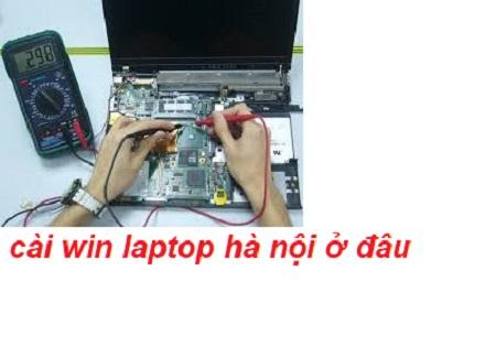 cài win laptop tại nhà hà nội
